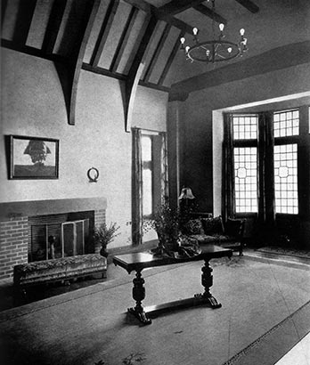 Administration Building - Interior